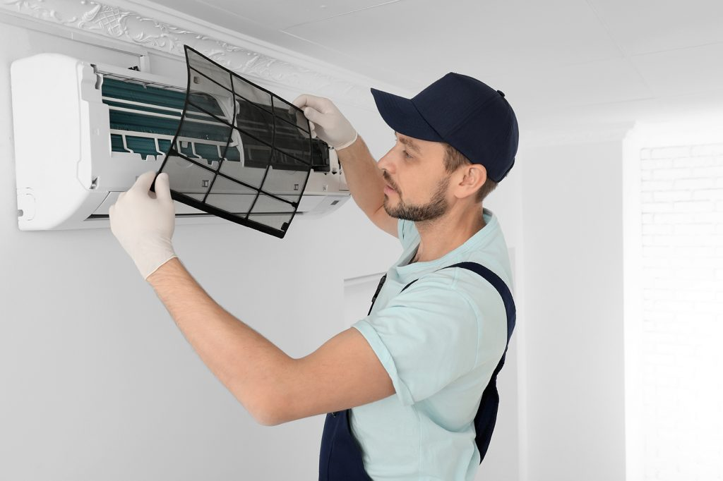 AC Filter Replacement Services